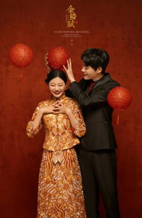 《中国新娘》